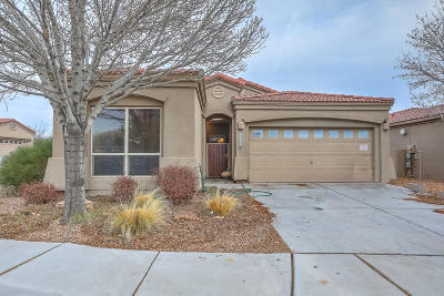 Albuquerque Single Family Home For Sale: 3920 Fox Sparrow Trail NW
