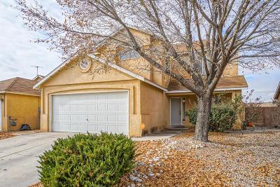Valencia County Single Family Home For Sale: 1207 Avenida Esplendida NW