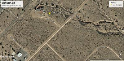 Rio Rancho Residential Lots & Land For Sale: Donora Ct(U25b128l84) NE