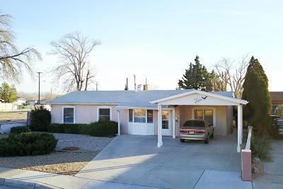 Albuquerque Single Family Home For Sale: 1308 Cherokee Road NW