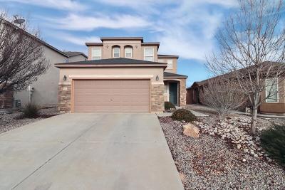 Rio Rancho Single Family Home For Sale: 935 Spring Valley Road NE