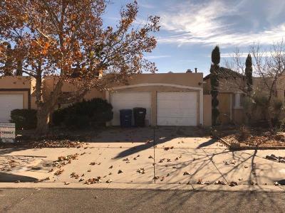 Albuquerque Single Family Home For Sale: 7008 Cisco Road NW