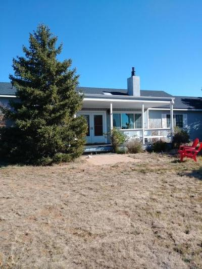 Sandia Park Single Family Home For Sale: 491 Frost Road #D
