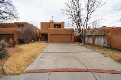 Albuquerque Single Family Home For Sale: 2904 Calle Del Rio NW