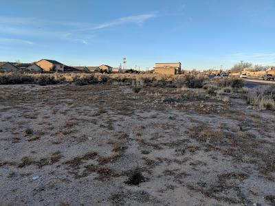 Rio Rancho Residential Lots & Land For Sale: 1109 Golf Course Road SE