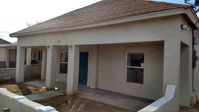 Albuquerque Single Family Home For Sale: 907 William Street SE