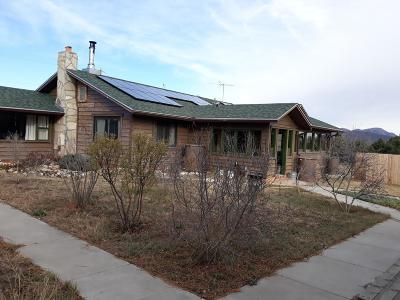 Sandia Park Single Family Home For Sale: 15 Guadian