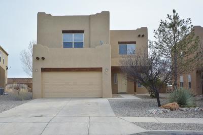 Rio Rancho Single Family Home For Sale: 3252 Cochiti Street NE