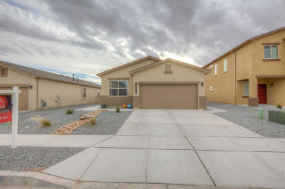 Rio Rancho Single Family Home For Sale: 5924 Sandoval Drive NE