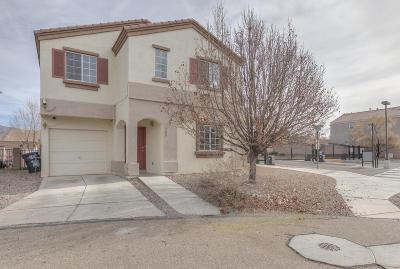 Albuquerque Single Family Home For Sale: 308 Pequin Trail