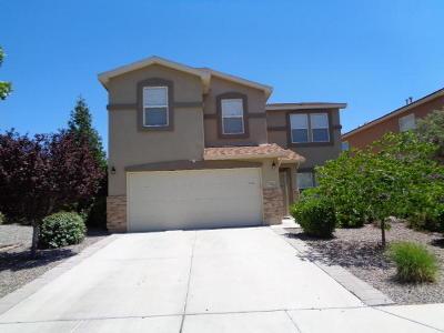 Rio Rancho Single Family Home For Sale: 1326 Aspen Meadows Drive NE