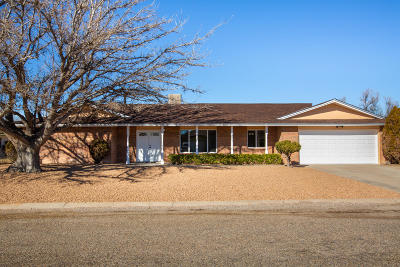 Valencia County Single Family Home For Sale: 406 Brugg Drive