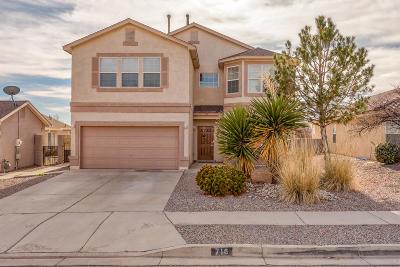 Rio Rancho Single Family Home For Sale: 716 Ocate Meadows Drive