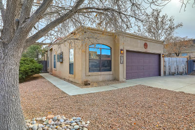 Albuquerque Single Family Home For Sale: 7016 Sweetbrier Avenue