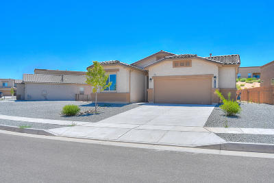 Los Lunas Single Family Home For Sale: 1405 Terrazas Court