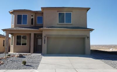 Rio Rancho Single Family Home For Sale: 1177 Fascination Street NE