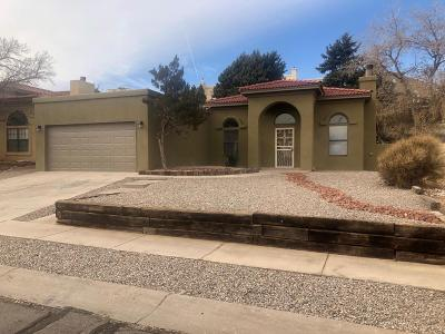 Albuquerque NM Single Family Home For Sale: $186,900