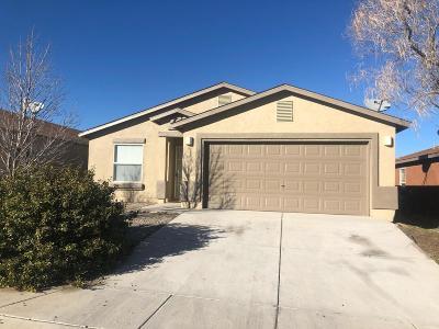 Albuquerque NM Single Family Home For Sale: $145,500