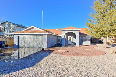 Albuquerque Single Family Home For Sale: 5817 Irving Boulevard NW