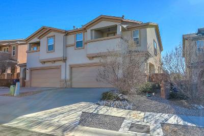 Albuquerque Attached For Sale: 12508 Woodland Avenue NE