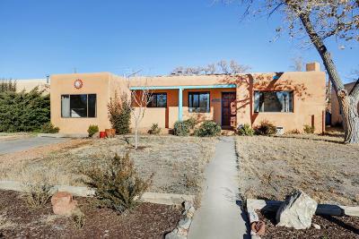 Albuquerque Single Family Home For Sale: 4701 Haines Avenue NE