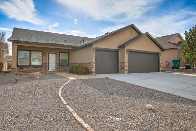 Sandoval County Single Family Home For Sale: 1009 Reynosa Loop SE