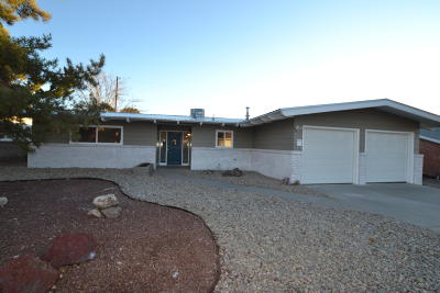 Albuquerque Single Family Home For Sale: 10424 Karen Avenue NE