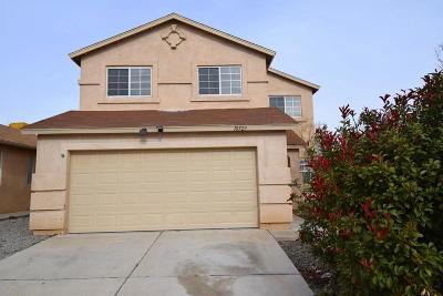 Albuquerque Single Family Home For Sale: 10523 Duke Avenue SW