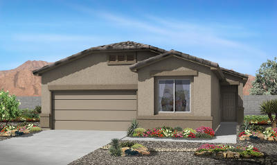 Los Lunas Single Family Home For Sale: 1465 Terrazas Court NW