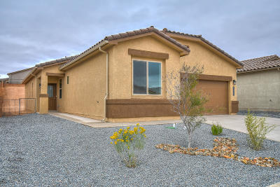 Valencia County Single Family Home For Sale: 1429 Terrazas Court