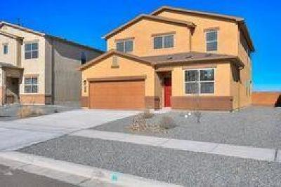 Los Lunas Single Family Home For Sale: 7 Dos Hermanas Court