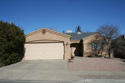 Albuquerque Single Family Home For Sale: 7409 Cerros Place NW