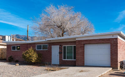 Albuquerque Single Family Home For Sale: 1130 Morris Street NE
