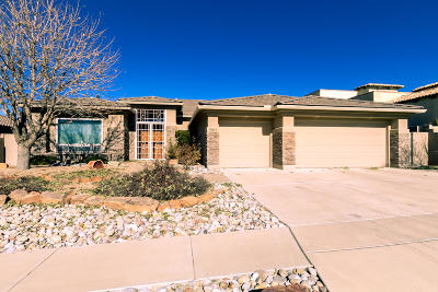 Albuquerque NM Single Family Home For Sale: $590,000