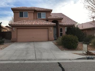 Albuquerque NM Single Family Home For Sale: $299,900