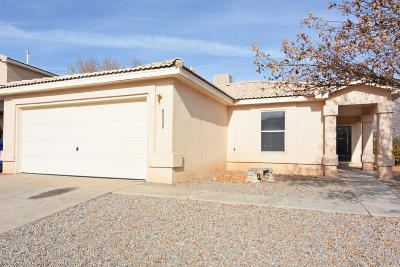 Albuquerque NM Single Family Home For Sale: $178,800