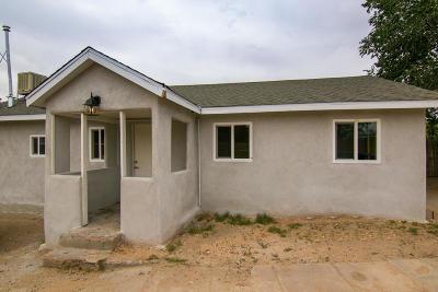 Albuquerque Single Family Home For Sale: 1211 High Street SE