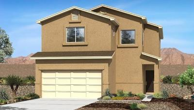 Rio Rancho Single Family Home For Sale: 5889 Sandoval NW