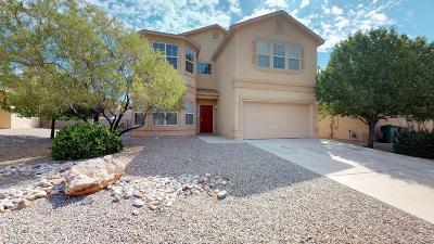 Rio Rancho Single Family Home For Sale: 3313 Colmor Meadows Circle NE
