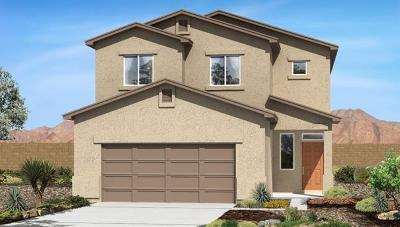 Rio Rancho Single Family Home For Sale: 5897 Sandoval Drive NW