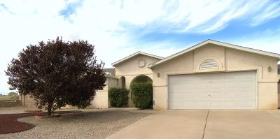 Rio Rancho Single Family Home For Sale: 7304 Spruce Mountain Loop NE