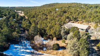 Tijeras Residential Lots & Land For Sale: 8 Cavaletti Court
