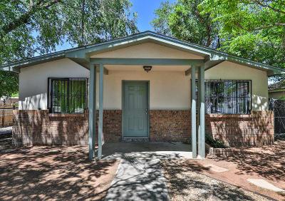 Albuquerque Single Family Home For Sale: 1115 Barelas Street SW