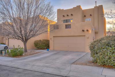 Albuquerque Single Family Home For Sale: 3608 Calle Floresta Court NW