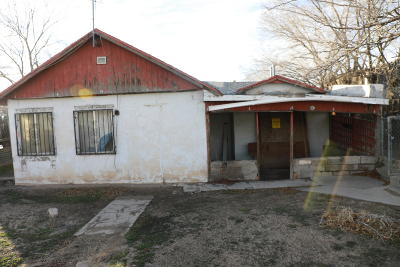 Albuquerque Single Family Home For Sale: 2915 2nd Street NW