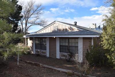 Tijeras, Cedar Crest, Sandia Park, Edgewood, Moriarty, Stanley Single Family Home For Sale: 22 Jennifer Drive