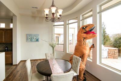 Single Family Home For Sale: 4805 Mi Cordelia Drive NW