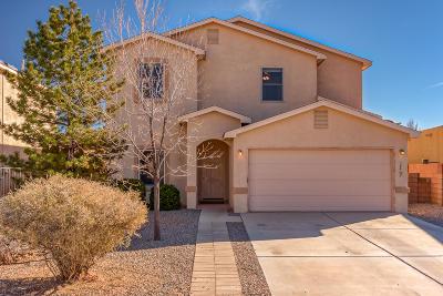 Rio Rancho Single Family Home For Sale: 3268 Zia Street NE
