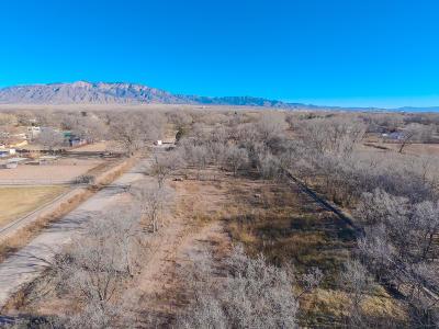 Corrales Residential Lots & Land For Sale: Las Paredes #Lot J