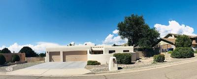Albuquerque NM Single Family Home For Sale: $389,900